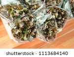 organic vegetables produce | Shutterstock . vector #1113684140