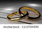 soul mates forever   warm ...   Shutterstock . vector #1113704390