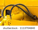 close up of pipe system of... | Shutterstock . vector #1113704840