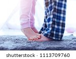 loving family. scaled up look... | Shutterstock . vector #1113709760