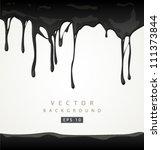 vector oil background | Shutterstock .eps vector #111373844