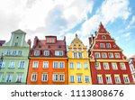 the historical center of...   Shutterstock . vector #1113808676