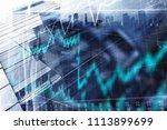modern business lifestyle | Shutterstock . vector #1113899699