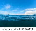 Double Landscape With Sea And...