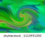 colorful abstract background | Shutterstock . vector #1113951350