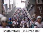 taipei  taiwan   june 13  2018  ... | Shutterstock . vector #1113965180