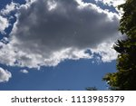 One Oversized Cumulus Gray And...