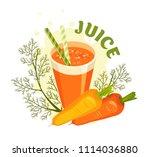 vector illustration glass glass ...   Shutterstock .eps vector #1114036880
