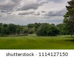 stewart park in middlesbrough.... | Shutterstock . vector #1114127150
