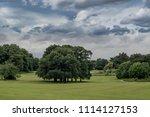 stewart park in middlesbrough.... | Shutterstock . vector #1114127153