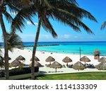 Caribbean Sea In Cancun