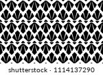 traditional pattern design | Shutterstock . vector #1114137290
