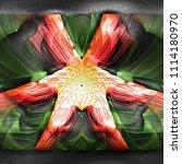 3d rendering of plastic...   Shutterstock . vector #1114180970