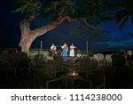 honolulu hawaii eua   13 abril... | Shutterstock . vector #1114238000