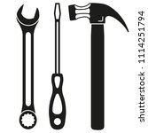 black and white toolkit...