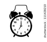 alarm clock | Shutterstock .eps vector #111428210