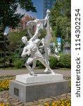 rostov on don russia  june 16... | Shutterstock . vector #1114302254