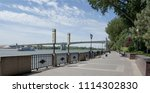 rostov on don russia   june 16... | Shutterstock . vector #1114302830