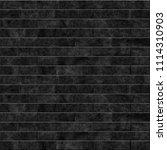 seamless brick wall pattern...   Shutterstock . vector #1114310903