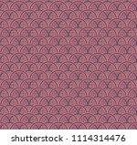 seamless geometric pattern... | Shutterstock .eps vector #1114314476
