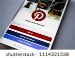 kazan  russian federation   jun ... | Shutterstock . vector #1114321538