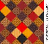 tartan seamless pattern...   Shutterstock .eps vector #1114328354