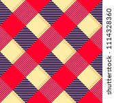 tartan seamless pattern... | Shutterstock .eps vector #1114328360