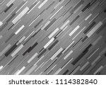 light silver  gray vector... | Shutterstock .eps vector #1114382840