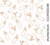 lighter seamless pattern on a...   Shutterstock .eps vector #1114420148
