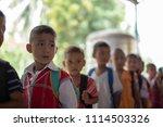on june 17  2018  karen... | Shutterstock . vector #1114503326