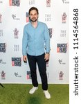 andrew j west attends 2018 the... | Shutterstock . vector #1114564868