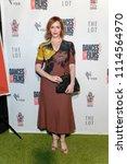 christina hendricks attends... | Shutterstock . vector #1114564970
