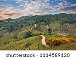 forli cesena  emilia romagna ...   Shutterstock . vector #1114589120