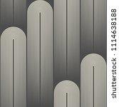seamless wave pattern. fine... | Shutterstock .eps vector #1114638188