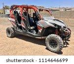 automobiles buggies for rent...   Shutterstock . vector #1114646699