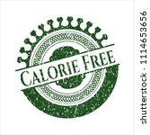 green calorie free rubber... | Shutterstock .eps vector #1114653656