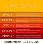 Vector Paper Options Backgroun...