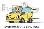 smooth drive | Shutterstock . vector #111474059