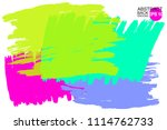 artistic backdrop  vector with... | Shutterstock .eps vector #1114762733