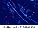 abstract blue background   Shutterstock . vector #1114764506