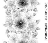 abstract elegance seamless... | Shutterstock .eps vector #1114840730