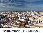 cadiz in spain   Shutterstock . vector #1114861958