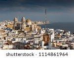 cadiz in spain   Shutterstock . vector #1114861964