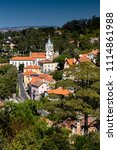 lisbon capital of portugal   Shutterstock . vector #1114861988