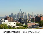 new york cityscape  usa. | Shutterstock . vector #1114922210