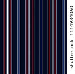 fabric retro stripe seamless...   Shutterstock .eps vector #1114934060