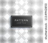 clean geometric lines pattern... | Shutterstock .eps vector #1114942853