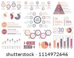 infographic elements for... | Shutterstock .eps vector #1114972646