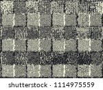 abstract grunge vector... | Shutterstock .eps vector #1114975559