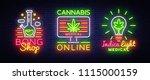 Marijuana Medical Logos...